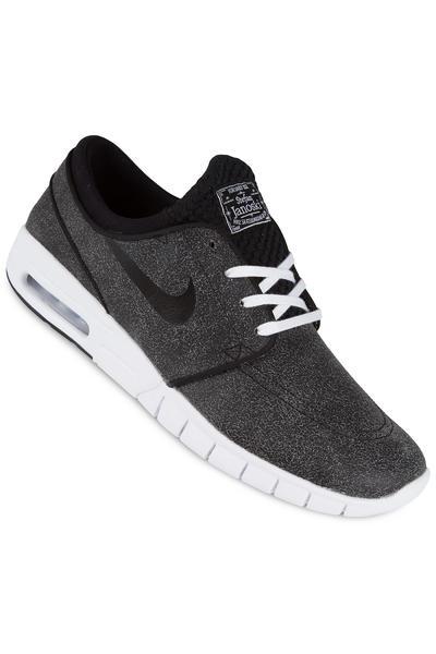 Nike SB Stefan Janoski Max Leather Premium Schuh (black black white)