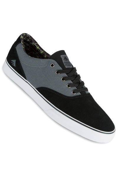 Emerica The Provost Slim Vulc Schuh (black grey white)