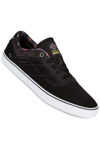 Emerica x Psockadelic The Herman G6 Schuh (black print)