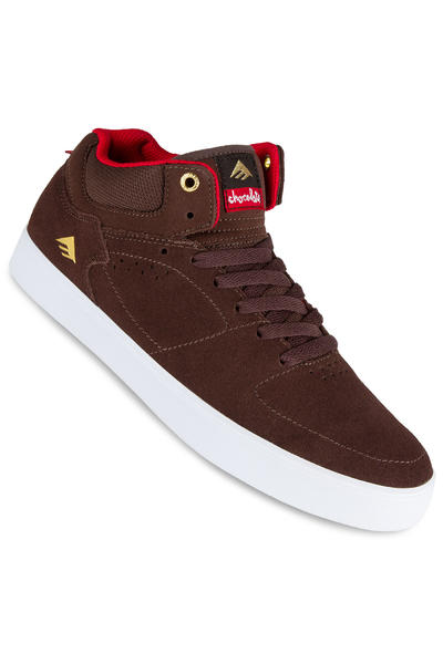 Emerica x Chocolate The HSU G6 Schuh (brown white)