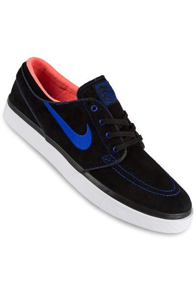 Nike SB Zoom Stefan Janoski Shoe (black racer blue)