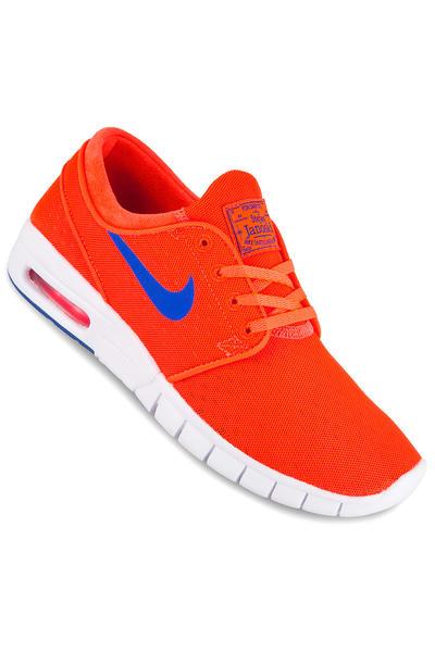 Nike SB Stefan Janoski Max Shoe (total crimson racer blue)