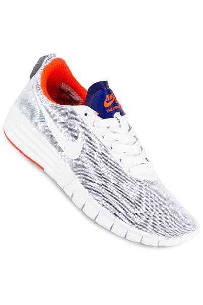 Nike SB Lunar Paul Rodriguez 9 R/R Shoe (white white)