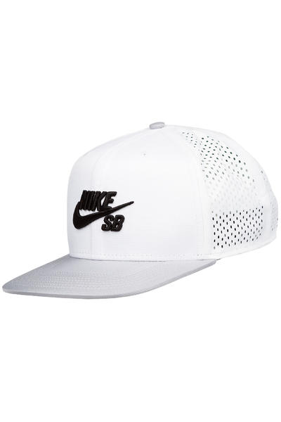 Nike SB Performance Trucker Cap (white wolf grey)