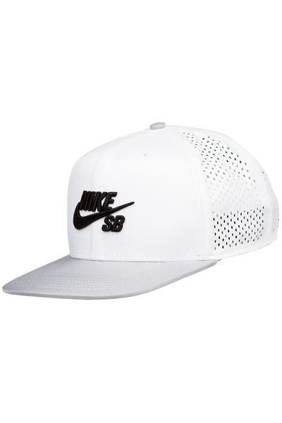 Nike SB Performance Trucker Cap (white wolf grey)