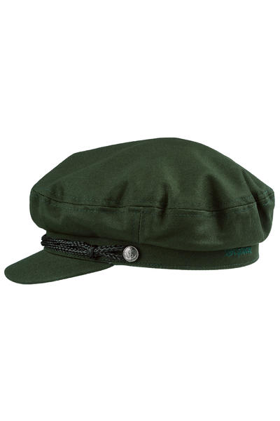 Brixton Fiddler Hat (hunter green)