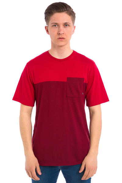 Nike SB Dri-FIT Blocked Pocket T-Shirt (team red)