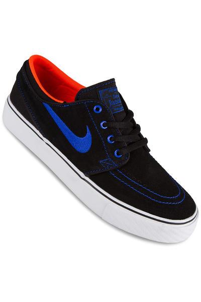 Nike SB Stefan Janoski Schuh kids (black racer blue)