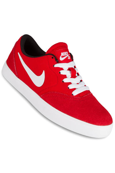 Nike SB Check Schuh kids (university red white)