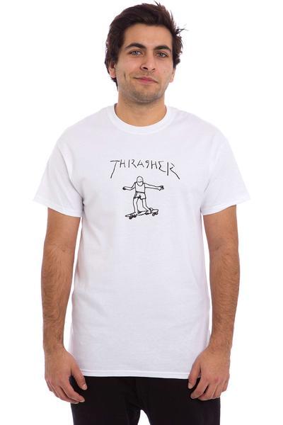 Thrasher Gonz Camiseta (white)