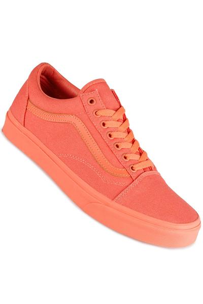 Vans Old Skool Canvas Shoe (fusion coral)