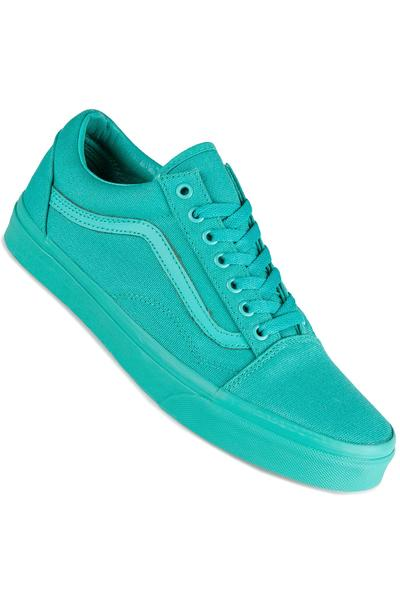 Vans Old Skool Canvas Schuh (bright aqua)