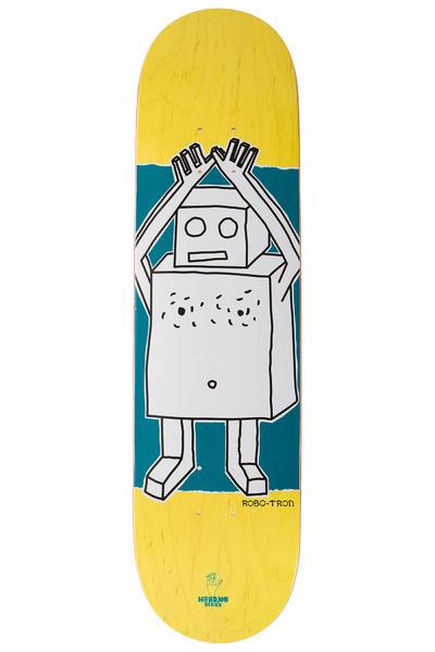 "Robotron Handjob 2.0 Wubotron 8.125"" Deck (yellow)"