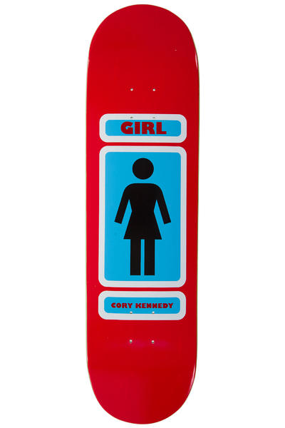 "Girl Kennedy 93 Til Infinity 8.5"" Deck (red)"