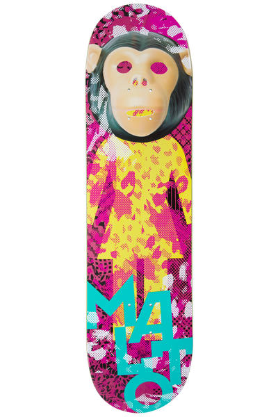 "Girl Malto Candy Flip 8.125"" Deck (multi)"