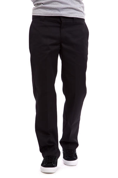 SK8DLX x Dickies 873 Slim Straight Work Pant Hose (black)
