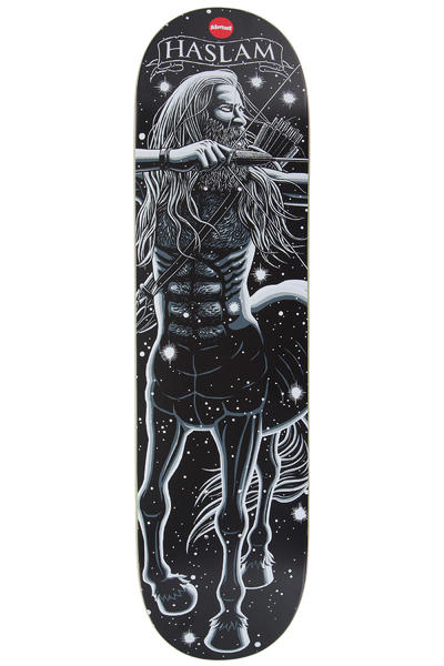 "Almost Haslam Zodiac 8.25"" Deck (black)"