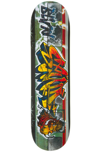 "Blind Sewa Train Tag 8.25"" Deck (multi)"