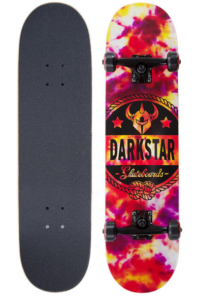"Darkstar General 7.875"" Complete-Board (tie dye)"