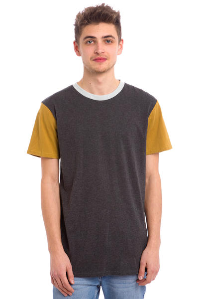 Quiksilver Baysick T-Shirt (tarmac heather)