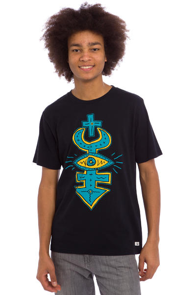 Quiksilver Visions F T-Shirt (black)