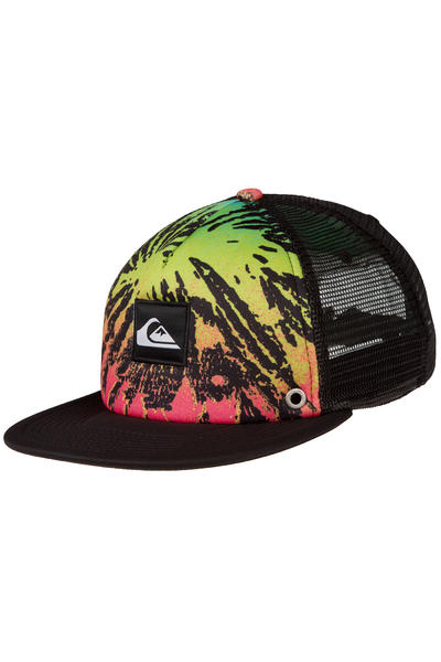 Quiksilver Boardies Cap (glitched fiery coral)