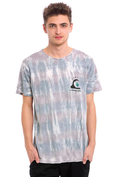 Quiksilver High Performance T-Shirt (dark denim)