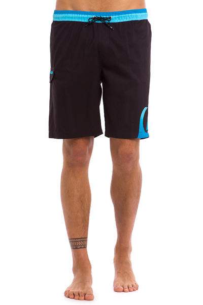 "Quiksilver Side Swipe 19"" Boardshorts (black)"