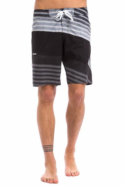 "Quiksilver Incline Logo 19"" Boardshorts (black)"