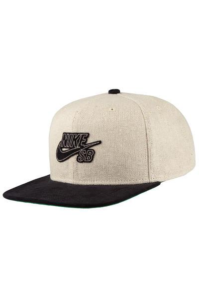 Nike SB S+ Hemp Pro Snapback Cap (bamboo)