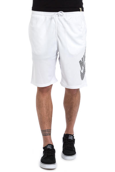 Nike SB Dri-FIT Stripe Sunday Shorts (white black)