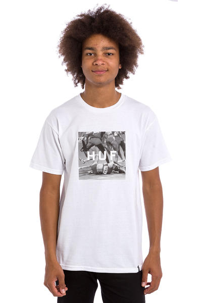HUF Running Fail T-Shirt (white)