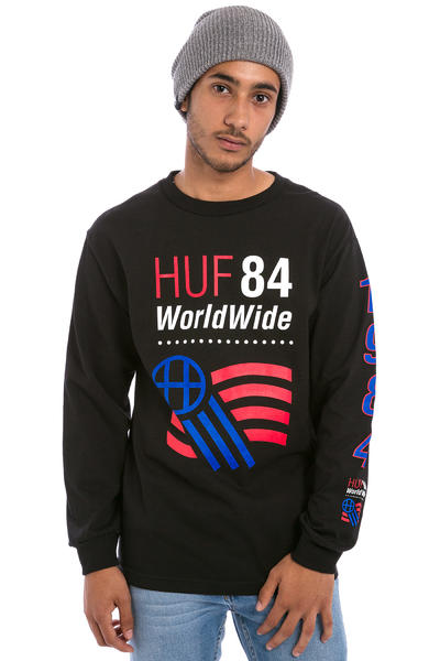 HUF 1984 Longsleeve (black)