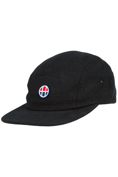 HUF Pursuit 5 Panel Cap (black)
