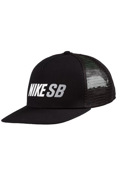 Nike SB Reflect Trucker Casquette (black)