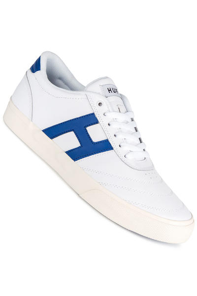 HUF Galaxy Leather Schuh (white sport blue)