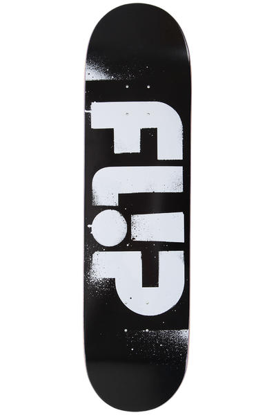 "Flip Team Odyssey Stencil 8.25"" Deck (black white)"