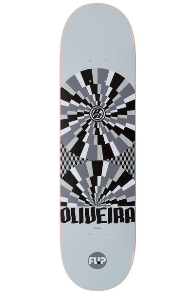 "Flip Oliveira Optical P2 8.125"" Deck"