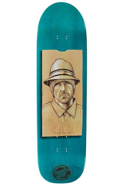 "Santa Cruz Jessee Lunchbag 8.9"" Deck (blue)"