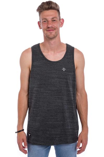 LRG RC Heathered Tank-Top (black heather)