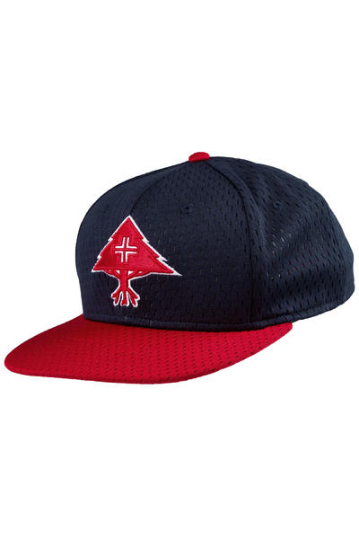 LRG RC Spring Training Snapback Cap (navy)