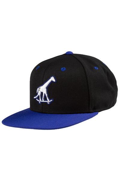 LRG Skate Giraffe Strapback Cap (black)