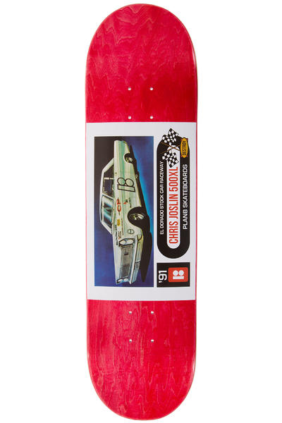 "Plan B Joslin Snap Galaxie 8.375"" Deck (red)"