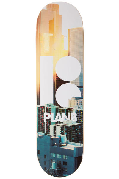 "Plan B Team City 8.5"" Deck"