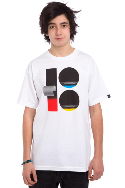 Plan B Wrap T-Shirt (white)