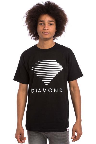 Diamond Westwind Logo T-Shirt (black)