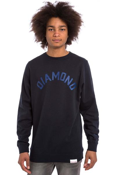 Diamond Arch Sweatshirt (navy)