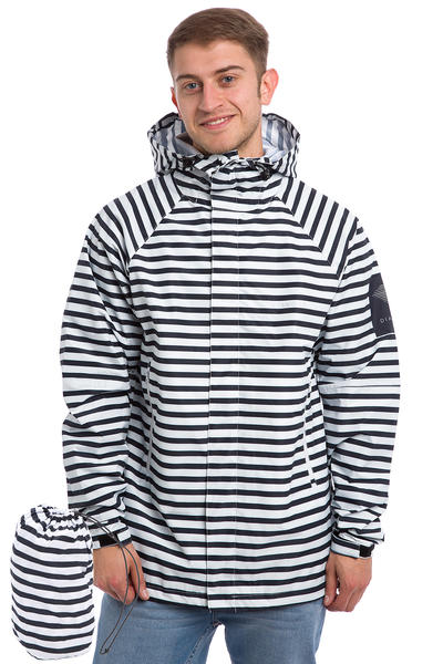 Diamond Westwind Storm Jacket (navy stripe)