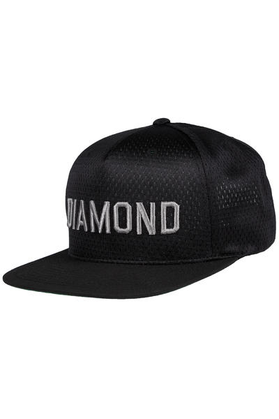 Diamond Jackson Snapback Cap (black)