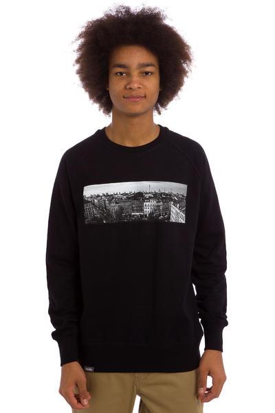 Radio Heinrichplatz Sweatshirt (black)